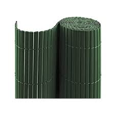 Festnight Double Sided Garden Fence Pvc Screening Fence Privacy Fencing Screen For Balcony 150x300 Cm Green Garden Privacy Protective Screens