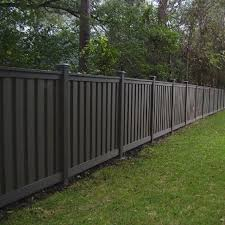 Trex Fencing In Winchester Grey Privacy Fence Designs Fence Design Cheap Fence