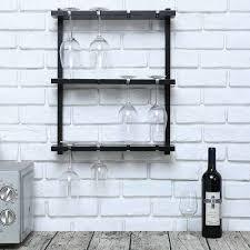 15 wall mounted wine glass racks vurni
