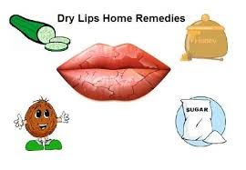 how to get rid of chapped or dry lips