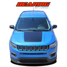 Jeep Compass Hood Decals Jeep Compass Hood Graphic Bearing