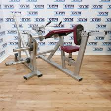 used plate loaded tricep extension