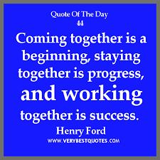 inspirational teamwork quotes quotesgram