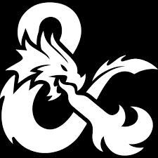 Dnd Ampersand Logo Vinyl Decal Sticker Ebay