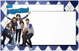 One Direction Free Printable Party Kit One Direction Birthday