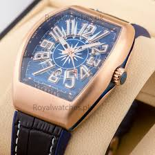 Franck Muller Monvina Geneve Chronograph Watch - Royal Watches