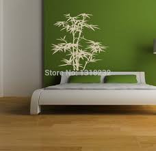 Shui Bamboo Painting Canvas Art Japanese Art Modern Wall Art Decor Independence