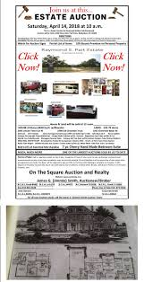 Auction on the Square by Jimmie Smith on Saturday, April 14 -  BladenOnline.com