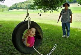how to make a tire swing bob vila
