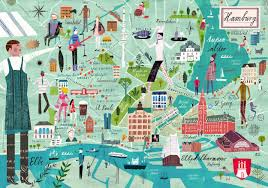 Portfolio – Maps – Martin Haake Illustrations