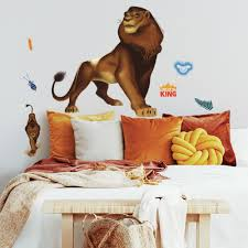 Disney S The Lion King Simba Wall Decals Roommates Decor
