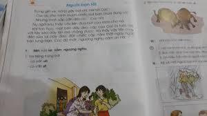Tiếng Việt lớp 1 - Tập đọc: Người bạn tốt - YouTube