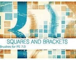 shapes free photo brushes