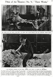 Three Weeks Film Directed by Alan Crosland Editorial Stock Photo ...