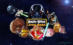 Angry Birds estrella Wars fondo de pantalla - Angry Birds estrella ...