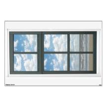 Faux Window Wall Decals Stickers Zazzle