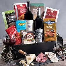 holiday gift baskets full of seasonal