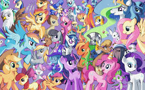 mlp background ponies wallpaper 82