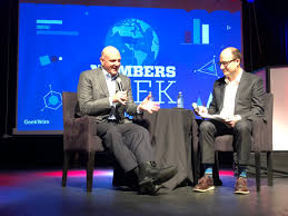 """Poppy MacDonald on Twitter: """"Tonight @USAFacts founder @Steven_Ballmer  tells @toddbishop why he loves numbers - especially 16-8 representing  @LAClippers dominating season of wins #numbersgeek #geekwiregala…  https://t.co/pdQ2Ld0o8n"""""""