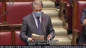 Silvia Romano, Pagano (Lega):