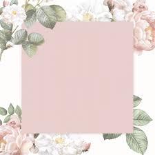 Download Premium Vector Of Elegant Floral Frame Design Vector