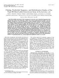 Cloning, nucleotide sequence, and hybridization studies of the type IIb  heat-labile enterotoxin gene of Escherichia coli. - Abstract - Europe PMC