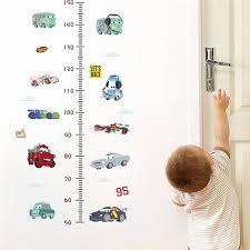 3d Effect Disney Cars Lightning Mcqueen Window Wall Stickers Bedroom Home Decor Cartoon Wall Decals Pvc Mural Art Diy Posters Wall Stickers Aliexpress