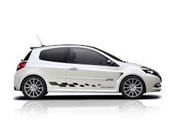 Renault Clio Mk3 Side Stripe Graphics Decal Sticker Style 1 Ebay Renault Clio Renault Clio