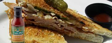 turkey brie panini sandwich w diablo