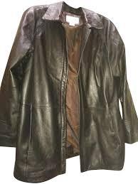 lambskin zipped jacket