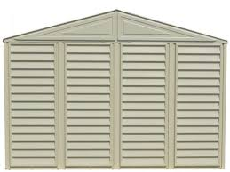10 5 x 8 woodbridge shed non extendable