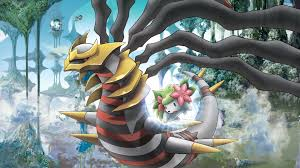 Pokémon: Giratina and the Sky Warrior Full Movie Download ...