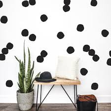 Large Bubble Dot Wall Decals The Lovely Wall Company