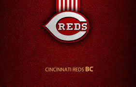sport logo baseball cincinnati reds