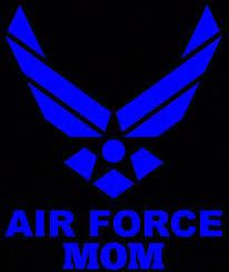 Air Force Mom Vinyl Car Decal Sticker 6 H 4 95 Picclick