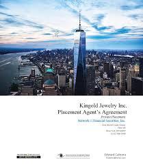 kgji stock kingold jewelry inc sec
