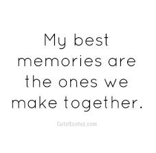 making memories tumblr