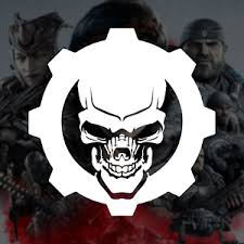 Gears 5 Gears Of War Cog Omen Logo Vinyl Decal Sticker Ebay