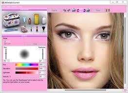 pc photo makeup software saubhaya makeup