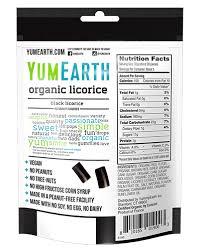 black licorice gluten free licorice