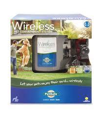 Petsafe Wireless Pet Containment System At Menards