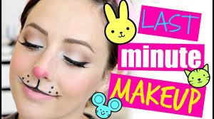 easy bunny makeup saubhaya makeup