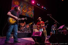 Jackie Greene Reunites With His Band, Electrifying the Central ...