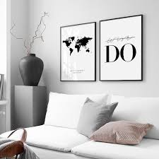 Don T Wish Do Canvas Print Wall Art Poster
