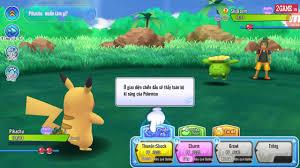 Trải nghiệm Liên Quân Poke - Game Pokemon số 1 tại Việt Nam hiện ...