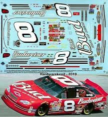 Blue Ridge Nascar Decals 1 24 25 Sponsor Number Bobby Allison 5 Driver 5 Car Set