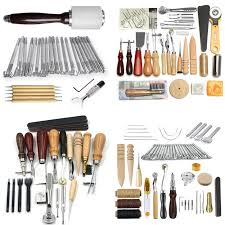 27pcs leather craft tools kit carving