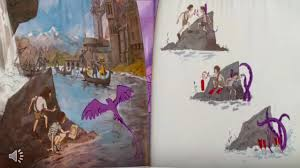 the quest by aaron becker - YouTube