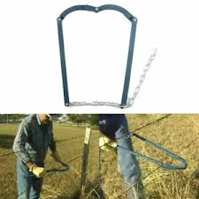 Chain Fencing Strainer Fence Fixer Tool Plain Barbed Wire Strainer Repair Tool Ebay