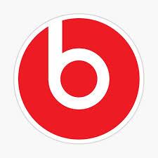 Beats Headphones Stickers Redbubble